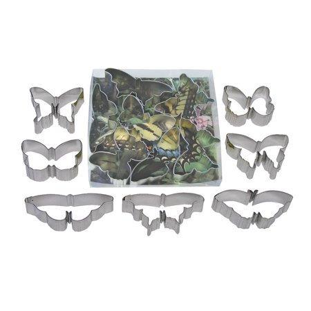 Butterfly Cookie Cutters - Set of 7 - 1922