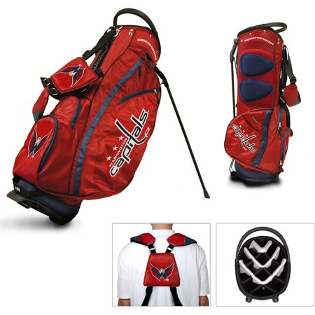 Washington Capitals Fairway Stand Bag - Fairway Stand Carry Bag