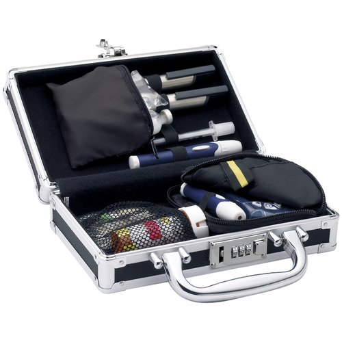 Vaultz Locking Medicine Case