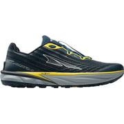 Men's Altra Footwear Timp 2 Trail Running Shoe Moroccan Blue/Yellow 11 M
