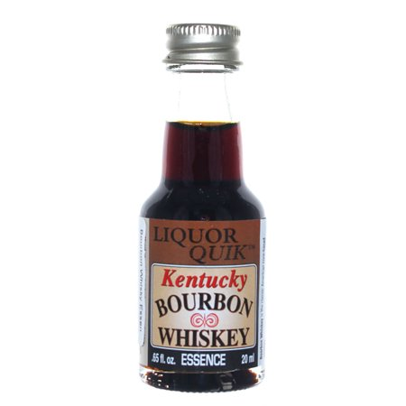 Bourbon (Kentucky) Whiskey Liquor Quik Essence 20