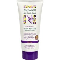 Andalou Naturals HG0786038 8 fl oz Firming Body Butter Lavender Shea
