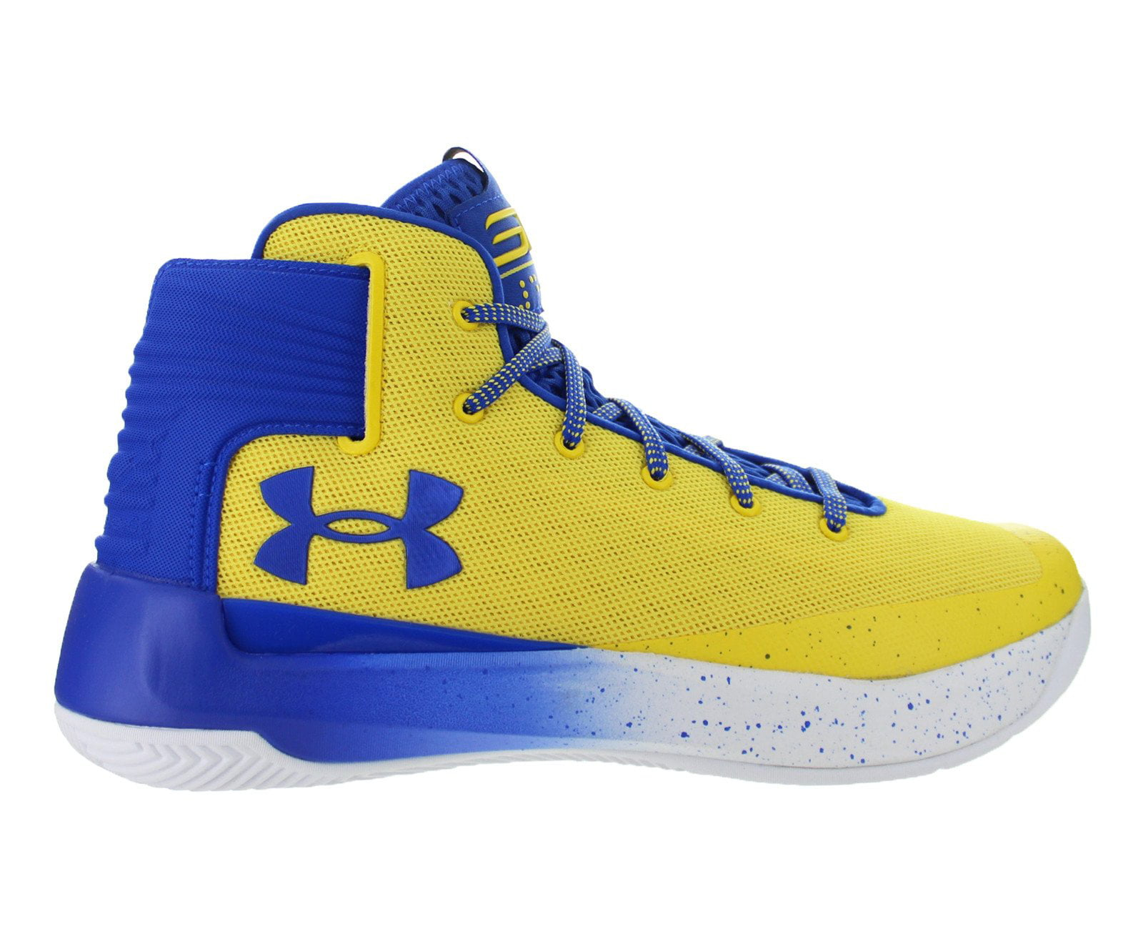 low cost 62134 12b98 amazon men under armour curry one white blue yellow 675b0 45ea6