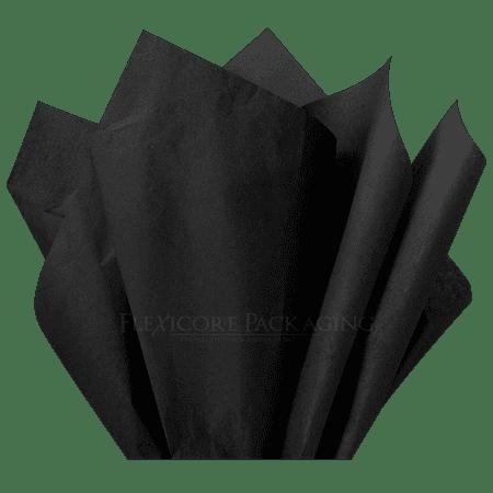 Black Tissue Paper, 15