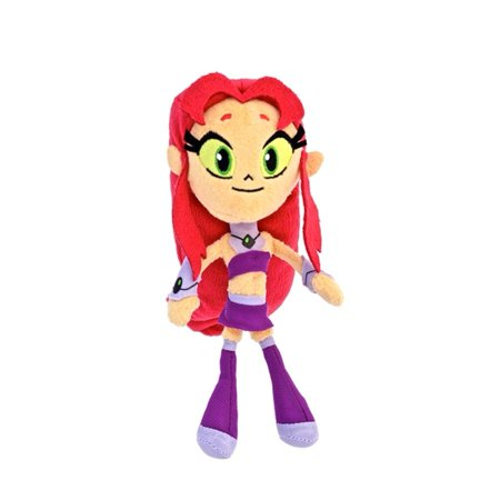 Teen Titans Go Starfire Plush Figure  Walmartcom