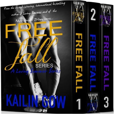 Free Fall Box Set (Free Fall 1, Free Fall 2, Free Fall 3 of the Loving Summer Series) - eBook