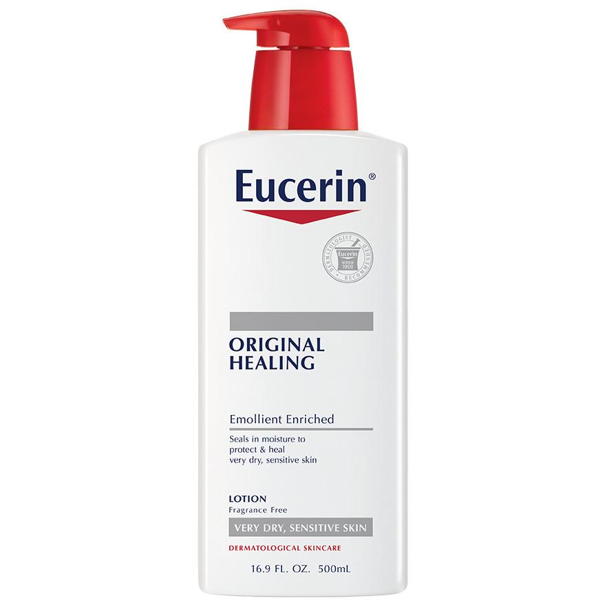 Eucerin Original Healing Rich Lotion 16.9 fl. oz.