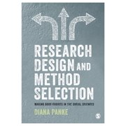 Research Design & Method Selection (Paperback)