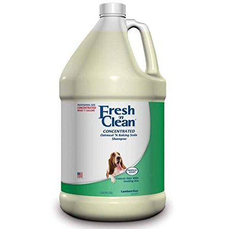 Oatmeal N' Baking Soda Shampoo Professional Dog and Cat Concentrate Gallon 10:1