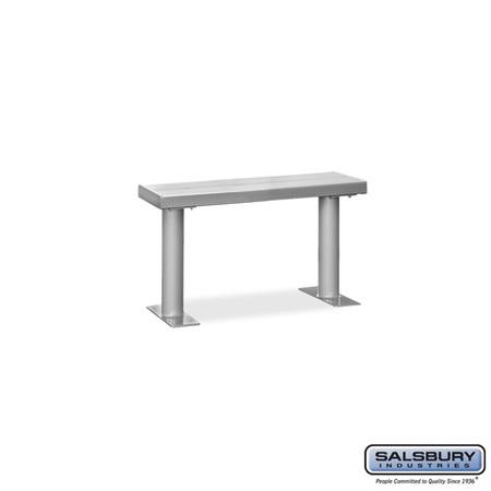 Salsbury Industries 77773 Aluminum Locker Benches - 36 Inches Wide