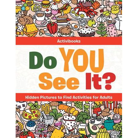 Do You See It? Hidden Pictures to Find Activities for Adults - Memory Activities For Adults