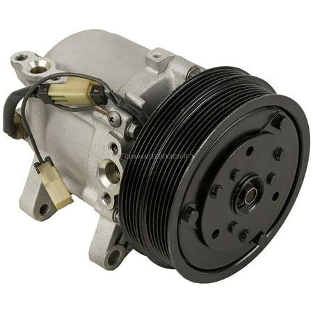 Reman AC Compressor & A/C Clutch For Nissan Stanza & Pulsar