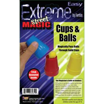 EXTREME ST.MAGIC-CUPS & BALLS - Extreme Costumes