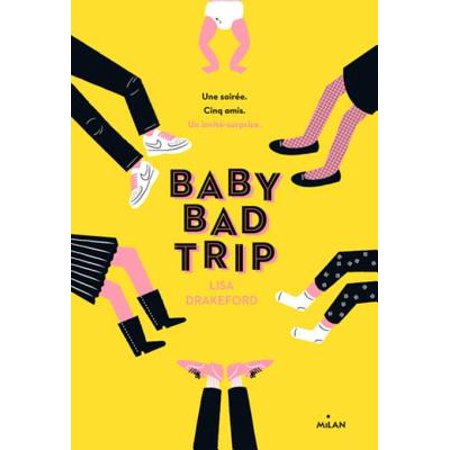 Baby bad trip - eBook