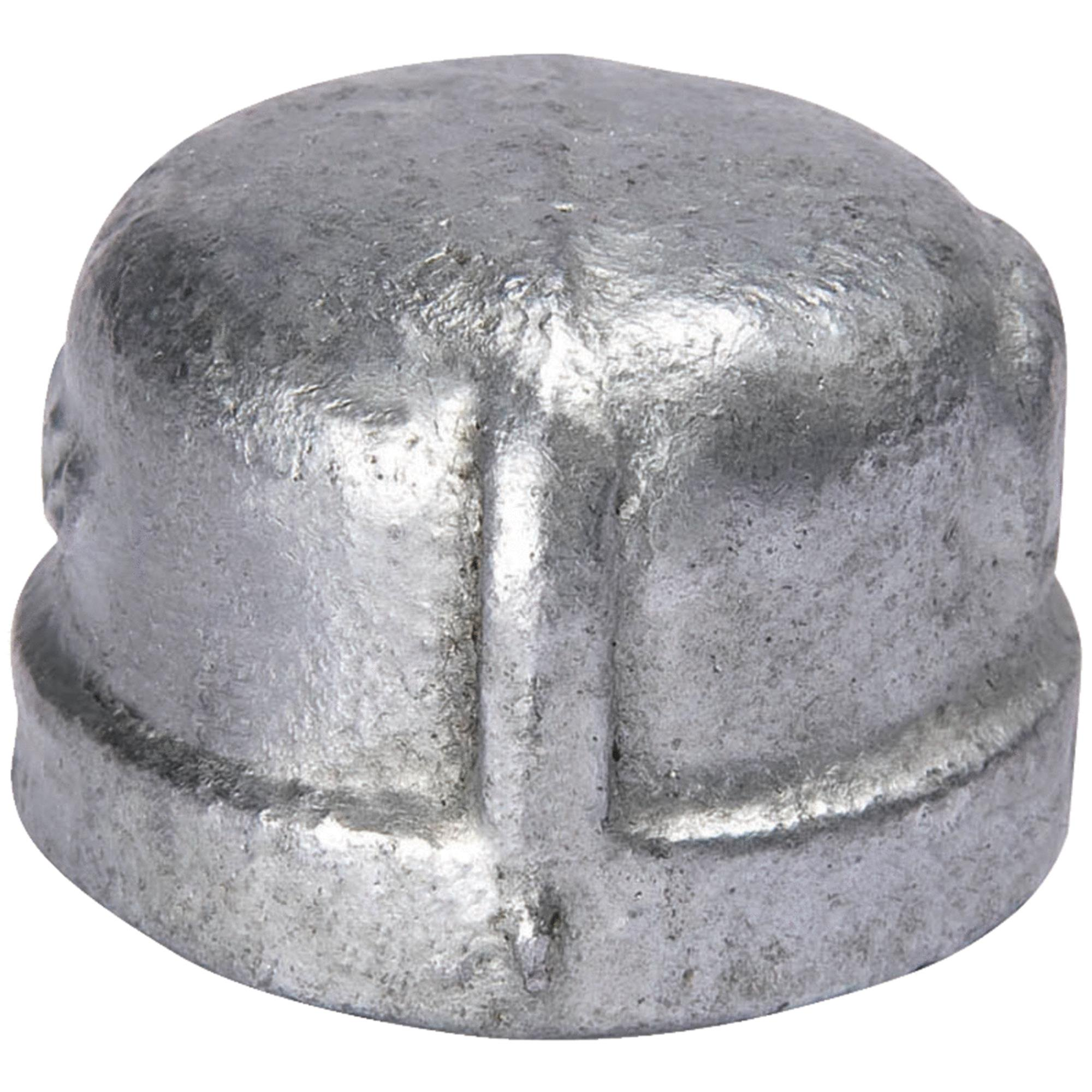 Galvanized Pipe Cap