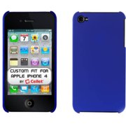 Cellet 1-Piece Proguard for Apple iPhone 4, Blue