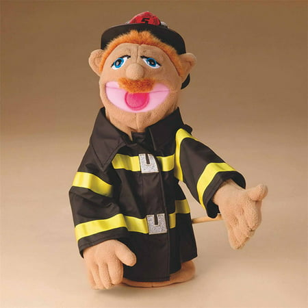 Firefighter Puppet ()