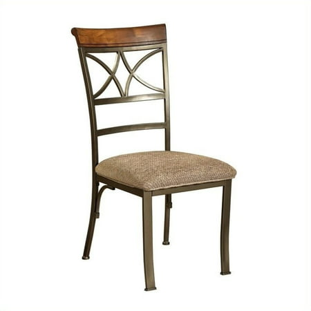 Powell Set Chair (Powell Hamilton Dining Chair, Set of 2, Cherry )