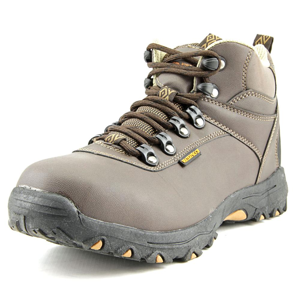Weatherproof Jackson Men  Round Toe Synthetic Brown Hiking Boot