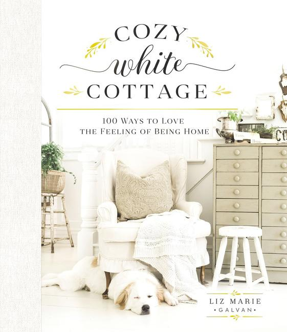 A Palette of White Cottage Style