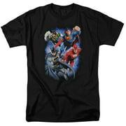 Jla - Storm Makers - Short Sleeve Shirt - X-Large
