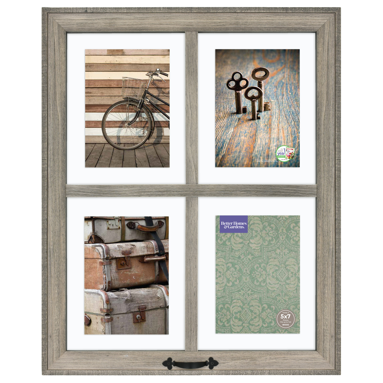 Better Homes & Gardens 4-Open Windowpane Frame