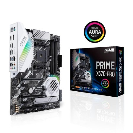 ASUS Motherboard PRIME X570-PRO AMD AM4 Ryzen X570 Max.128GB DDR4