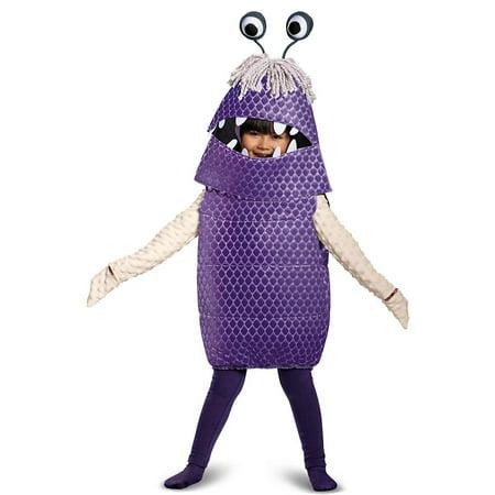 2t Monster Costume (Monsters Inc Boo Toddler Girls Child Kids)