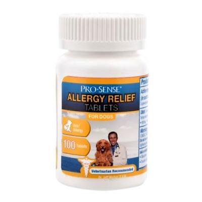 Pro-Sense Allergy Relief Tablets for Dogs (Best Over The Counter Dog Allergy Medicine)