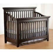 Lusso Nursery Seville 4-in-1 Crib with Mini Rail
