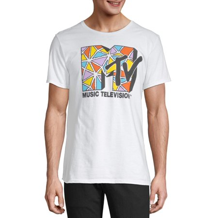 Men's MTV Sun Short Sleeve Graphic -