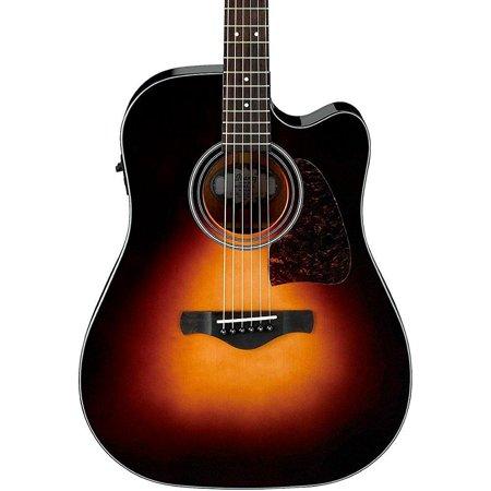 Ibanez Acoustic Electric Guitar - Ibanez Artwood AW4000CE Acoustic Electric Guitar