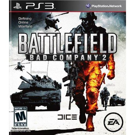 Battlefield Bad Company 2 (PS3) - Pre-Owned