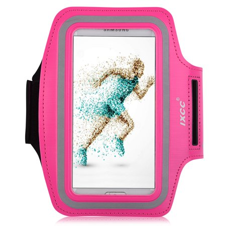 Samsung Galaxy S5 Armband, iXCC Trek Series Sport Running Sweatproof