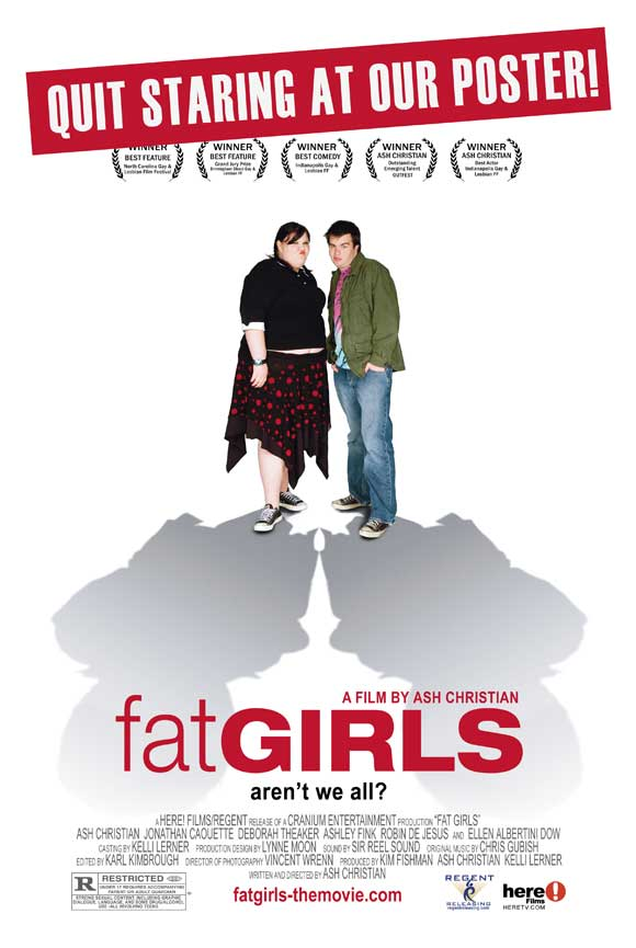 Fat Girls POSTER Movie (27x40) by