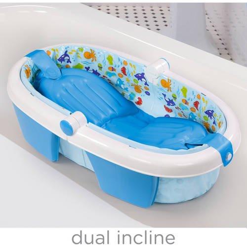 Summer Infant Foldaway Baby Bath - Walmart.com