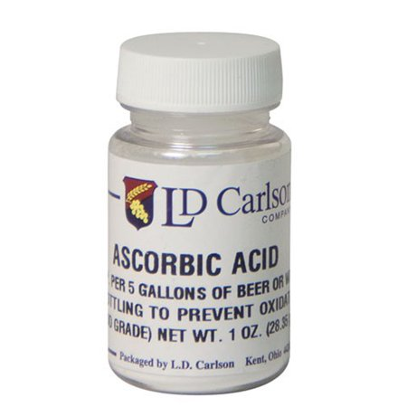 Ascorbic Acid - 1 oz.