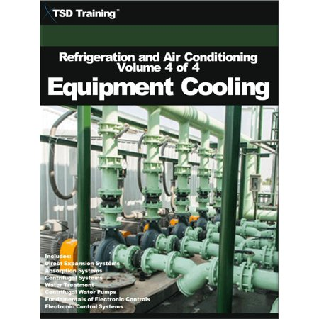 Refrigeration and Air Conditioning Volume 4 of 4 - Equipment Cooling - eBook
