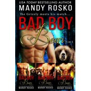 Bad Boy Bear 3 in 1 - eBook