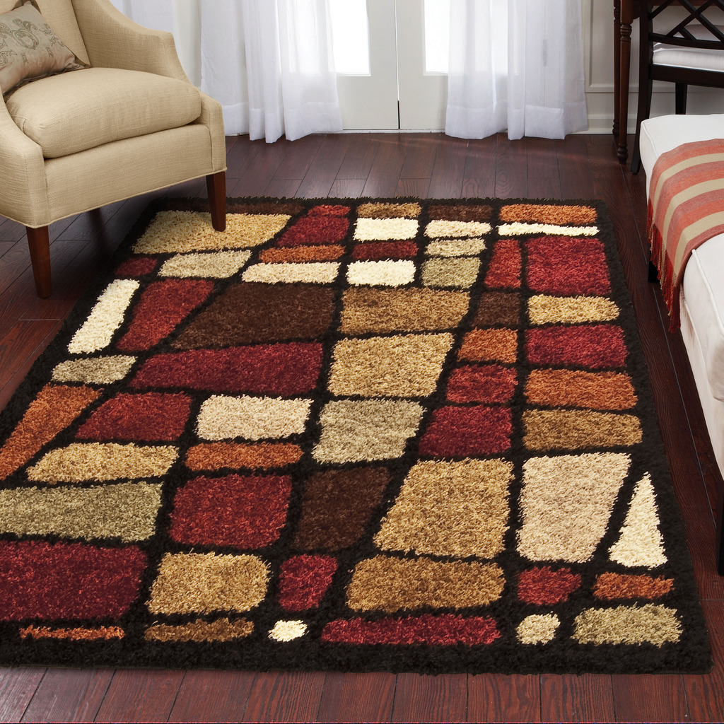 High Quality Orian Rugs Streetfair Shag Area Rug Or Runner   Walmart.com Great Ideas