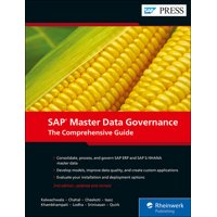 SAP Master Data Governance : The Comprehensive Guide (Edition 2) (Hardcover)