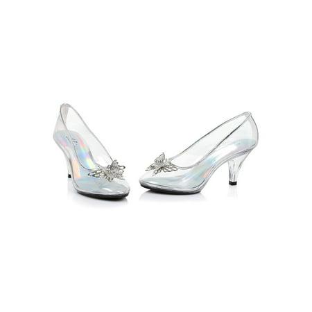 Glass Slipper Heels for Women](Halloween Slippers)