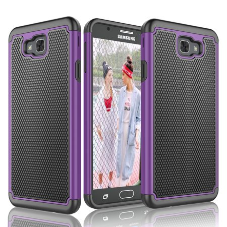 new arrival 7ac89 990c0 Samsung Galaxy Halo Case,Galaxy Halo Cover,J7 2017 Case,Tekcoo [Tmajor]  [Shockproof] Defender Phone Case Cover For Samsung Galaxy Halo All Carriers  - ...