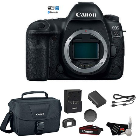 Canon EOS 5D Mark IV Digital SLR Camera Starter Bundle 01