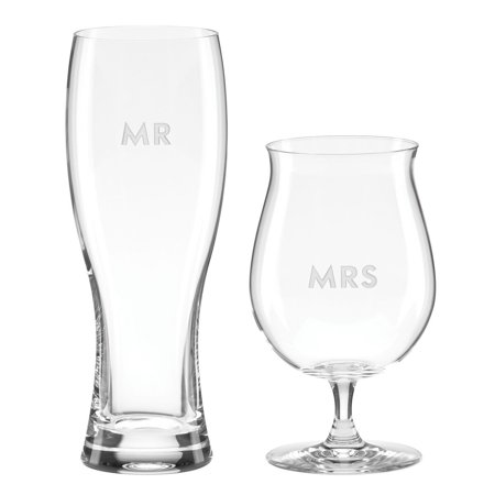 Point Spade - kate spade new york Darling Point 2 Piece Beer Glass Set