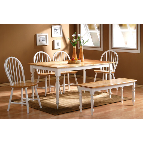 August Grove Berene 6 Piece Dining Set