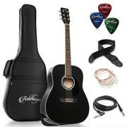 Ashthorpe Full-Size Dreadnought Acoustic-Electric Guitar Bundle - Premium Tonewoods
