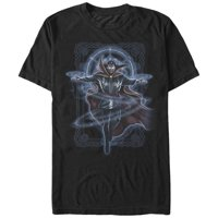 Marvel Men's Doctor Strange Forcefield T-Shirt