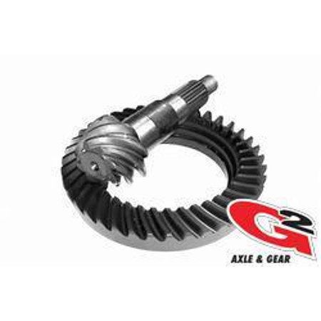G2 Axle and Gear Dana 30 XJ/YJ Front Reverse 4.88 Ratio 2-2032-488R Ring and Pinions
