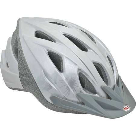Bell Bia Silver Sash Women's Bike Helmet, Adult 14+